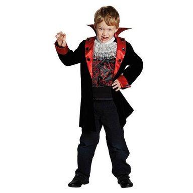 Graf Dracula Vampirkostüm für Kinder