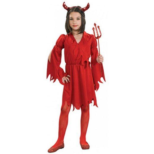 Devil Girl Teufelkostüm für Kinder