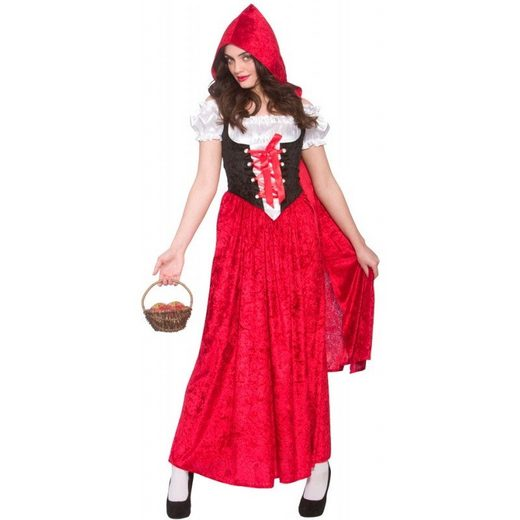 Red Riding Hood Märchen Kostüm