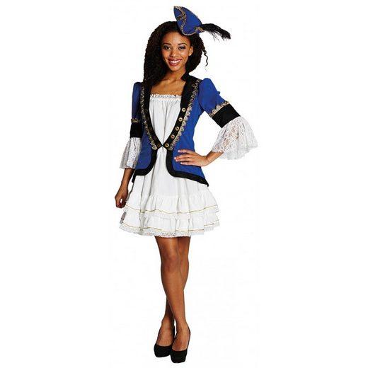 Piraten Kommandantin Damenkostüm