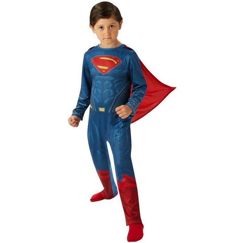 Superman Comic Version Kinderkostüm