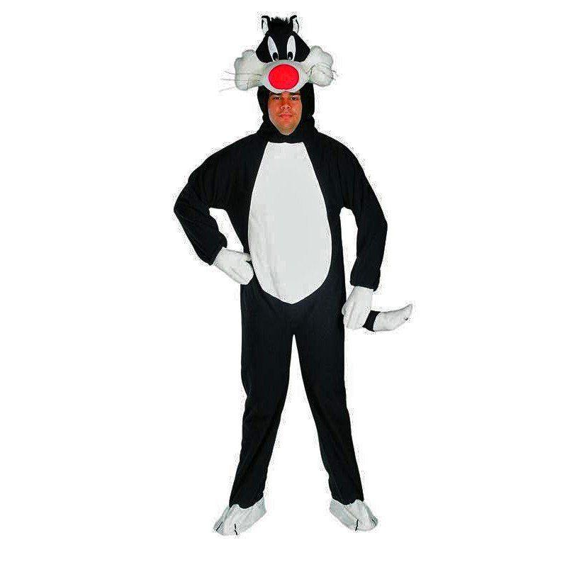 Kater Sylvester Kostüm für Erwachsene (Größe )