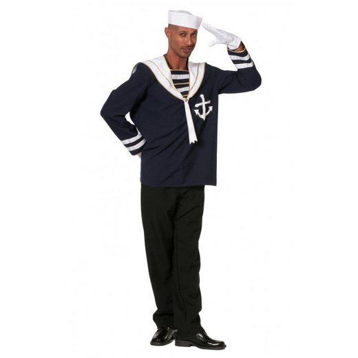 Marine Matrosen Kostüm für Herren