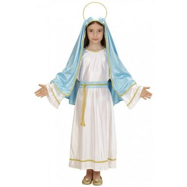 Heilige Maria Krippenspiel Kostüm