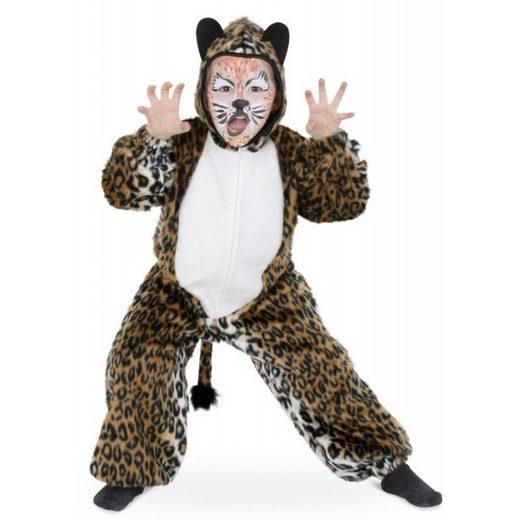 Leoparden Plüschkostüm für Kinder