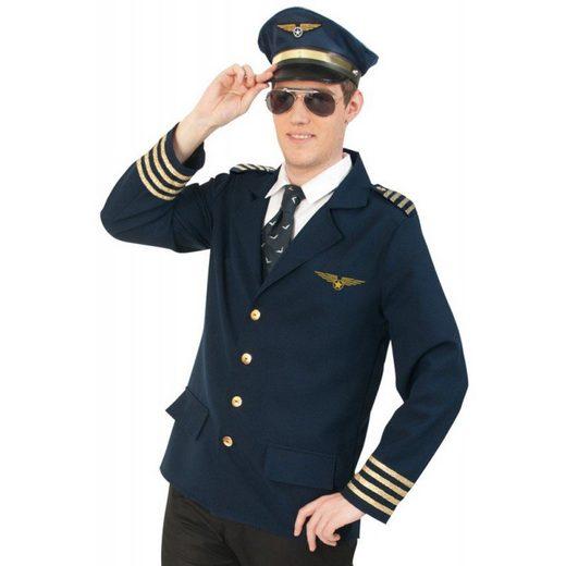 Klassische Piloten Jacke für Herren
