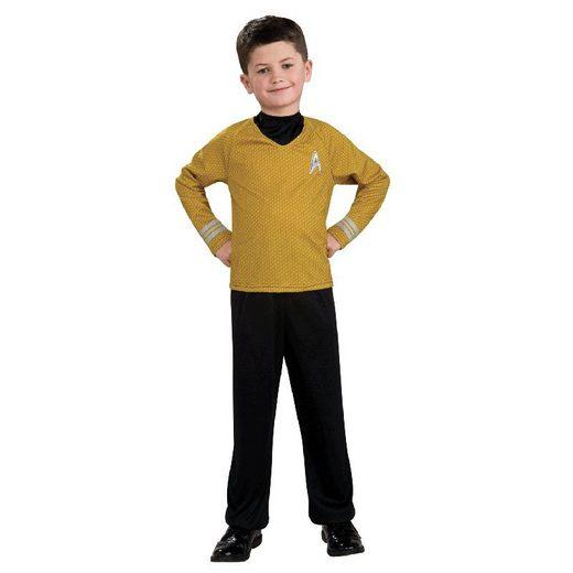 Star Trek Captain Kirk Kinderkostüm Classic