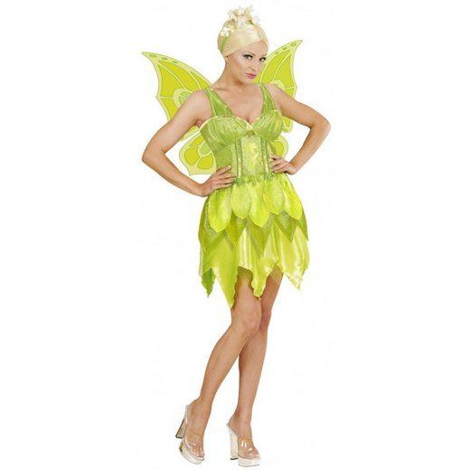 Grünes Fantasy Fee Kostüm