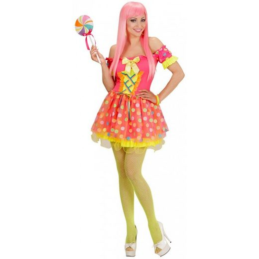 Clowny Candy Girl Kostüm