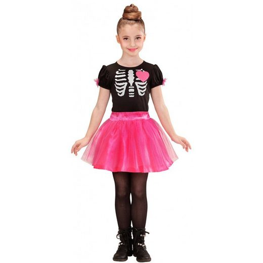 Ballerina Skelett Kostüm