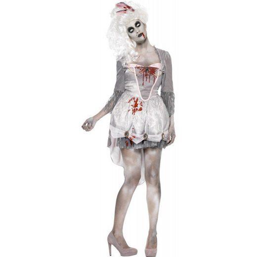 Undead Lady Barock Zombie Kostüm