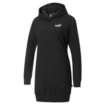 PUMA Sweatkleid »Essentials Damenkleid mit Kapuze«