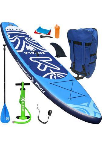 KOHALA Inflatable SUP-Board »Stand Up Paddlin...