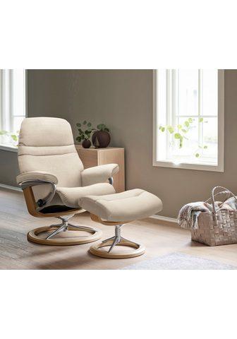 Stressless ® Atpalaiduojanti kėdė »Sunrise« (Set ...