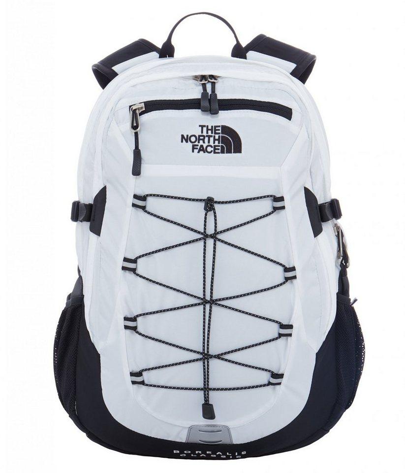The North Face Sport- und Freizeittasche »Borealis Classic Backpack« in weiß