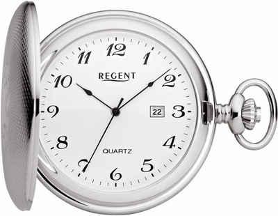 Regent Taschenuhr »11380048«, (Set, 2-tlg), inkl. Kette