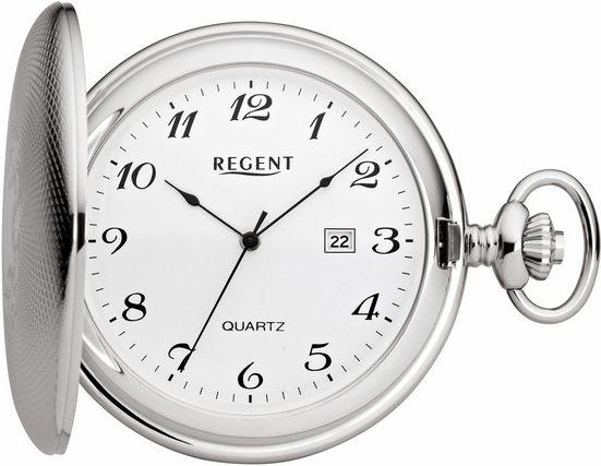 Regent Taschenuhr »11380048« (Set, 2 tlg) inkl. Kette