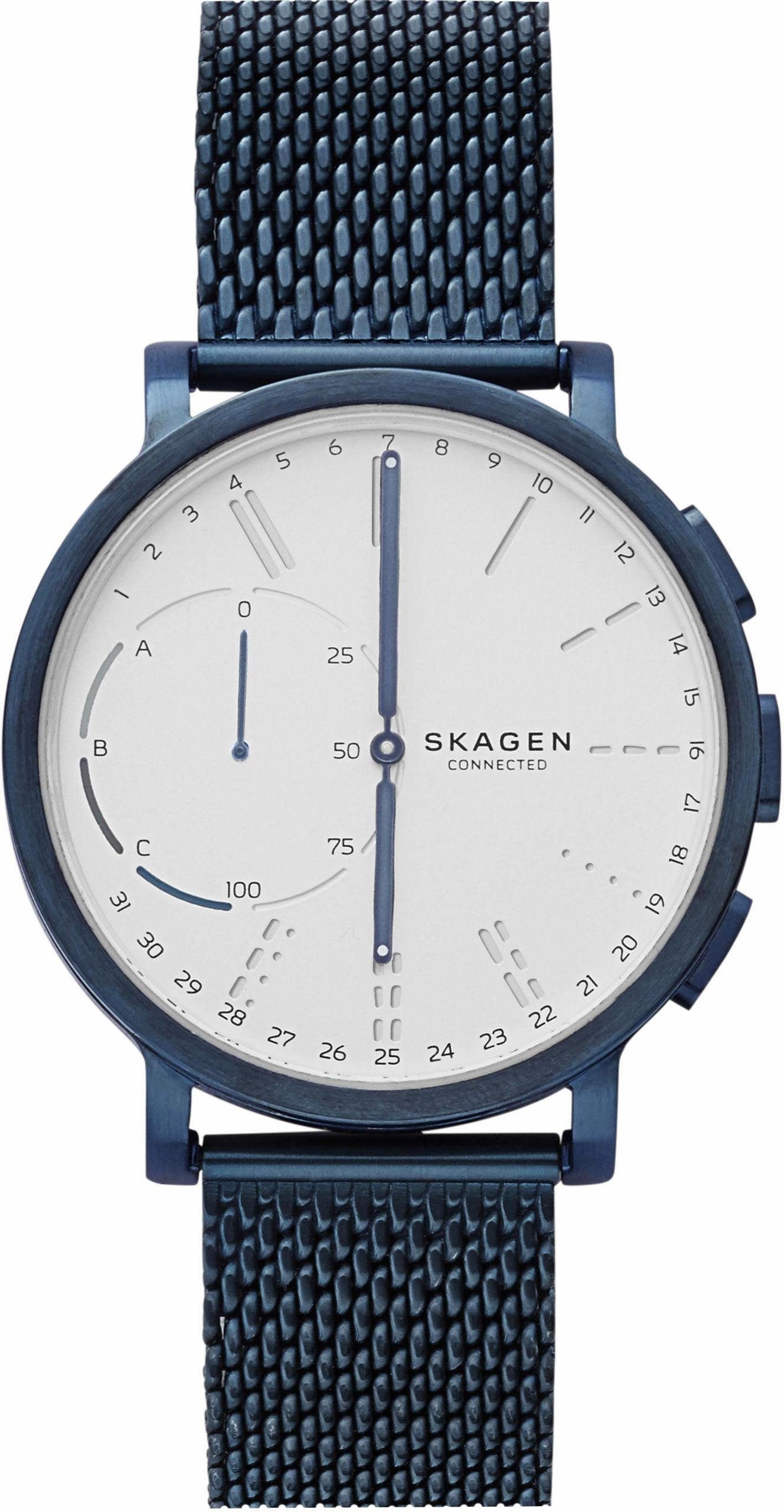 SKAGEN CONNECTED HAGEN CONNECTED, SK1107 Smartwatch (Android Wear)