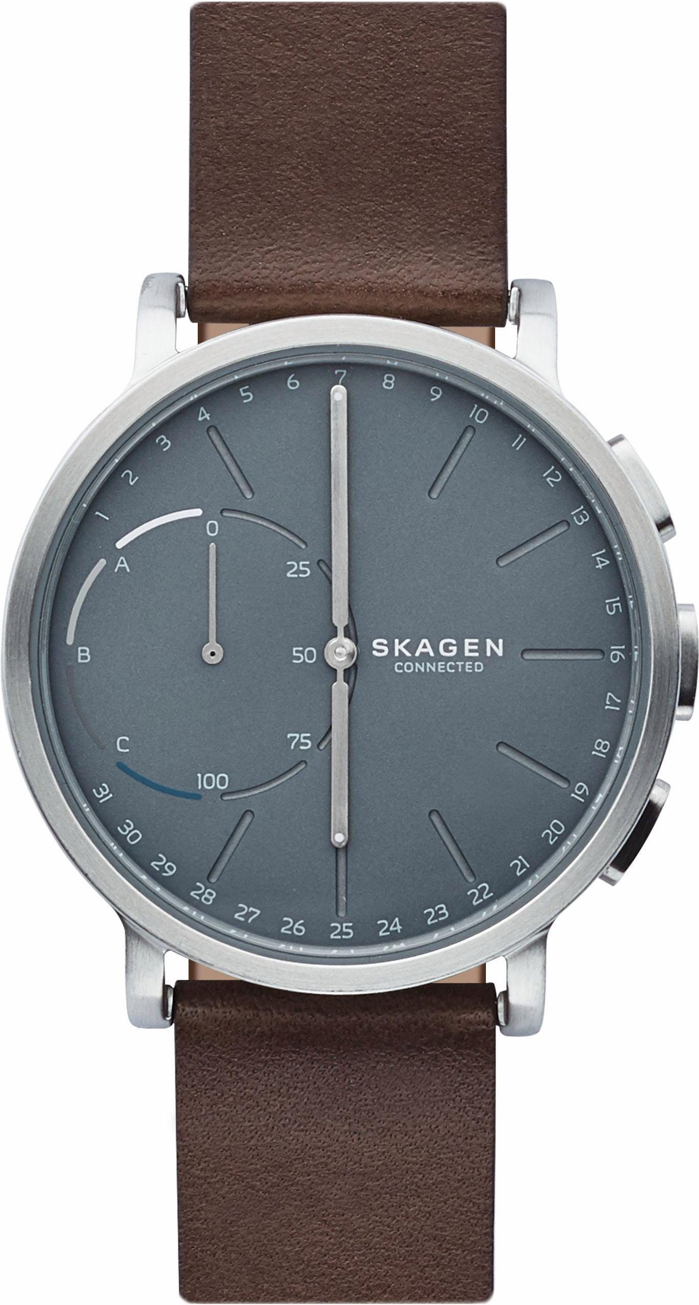 SKAGEN CONNECTED HAGEN CONNECTED, SKT1110 Smartwatch (Android Wear)