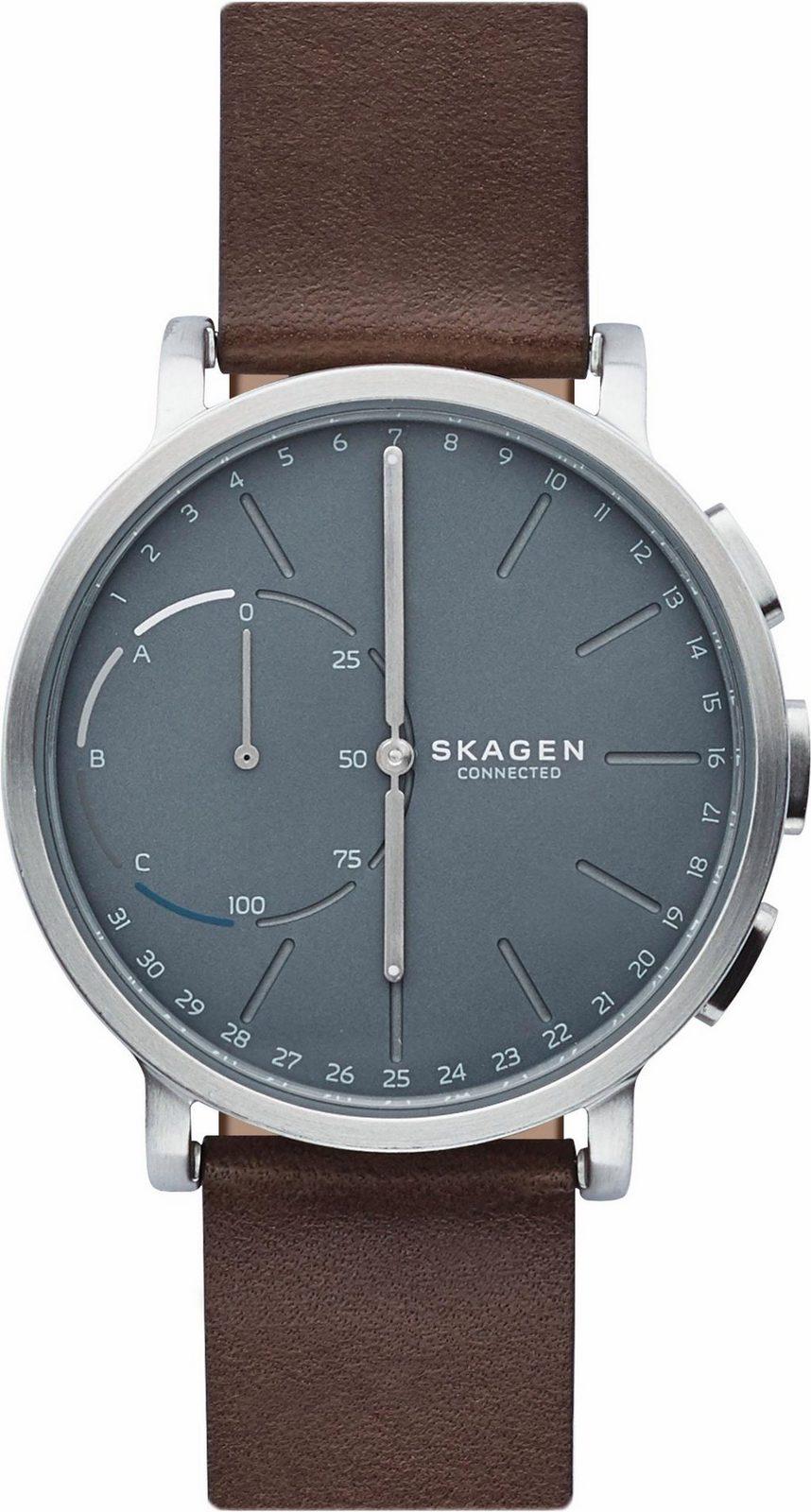 SKAGEN CONNECTED HAGEN CONNECTED, SKT1110 Smartwatch (Android Wear)