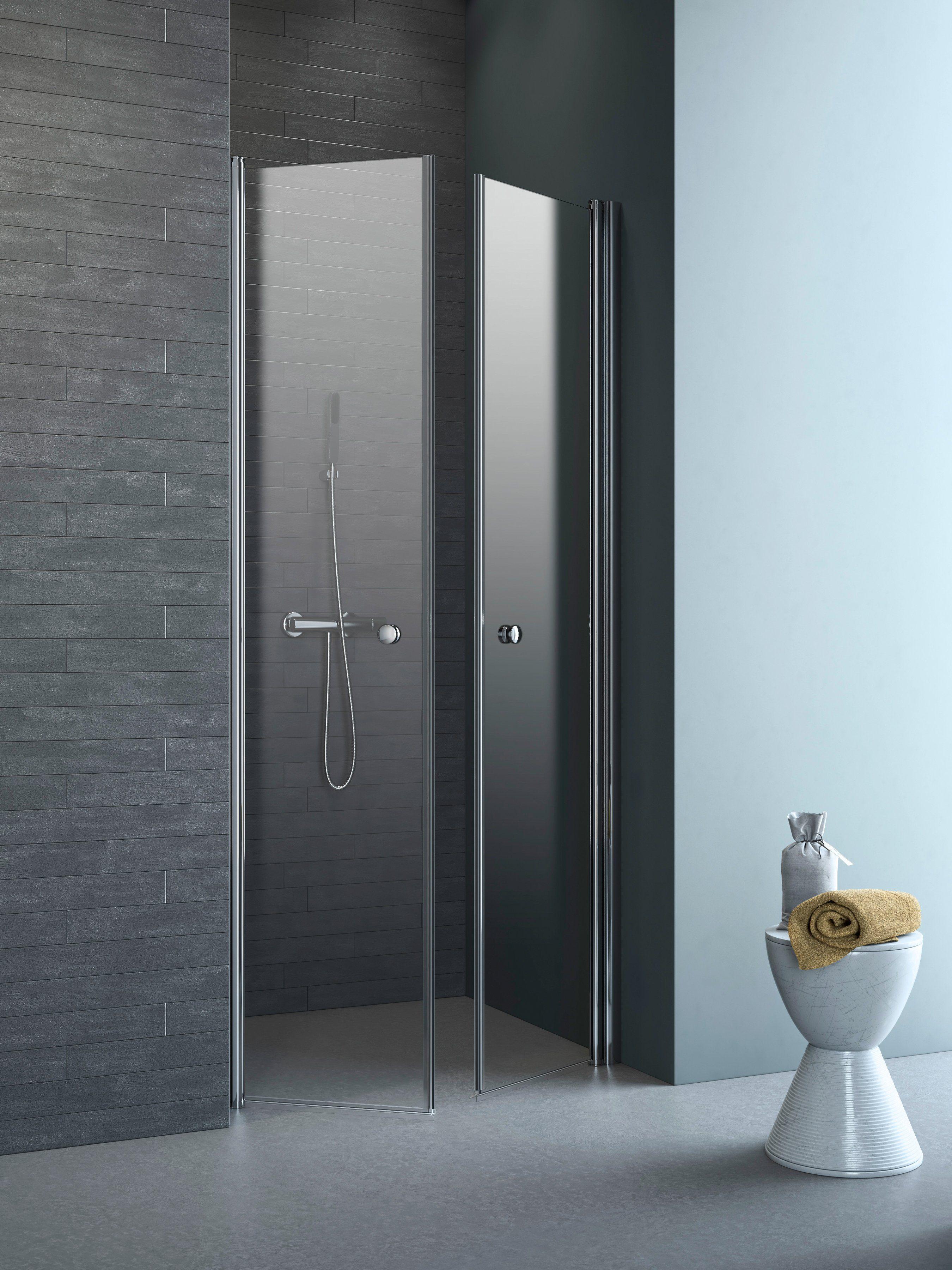 Pendeltür »Relax Vario«, Duschtür mit Verstellbereich von 88-92 cm
