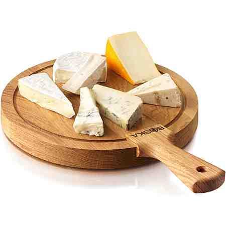 Tischaccessoires: Käsebretter