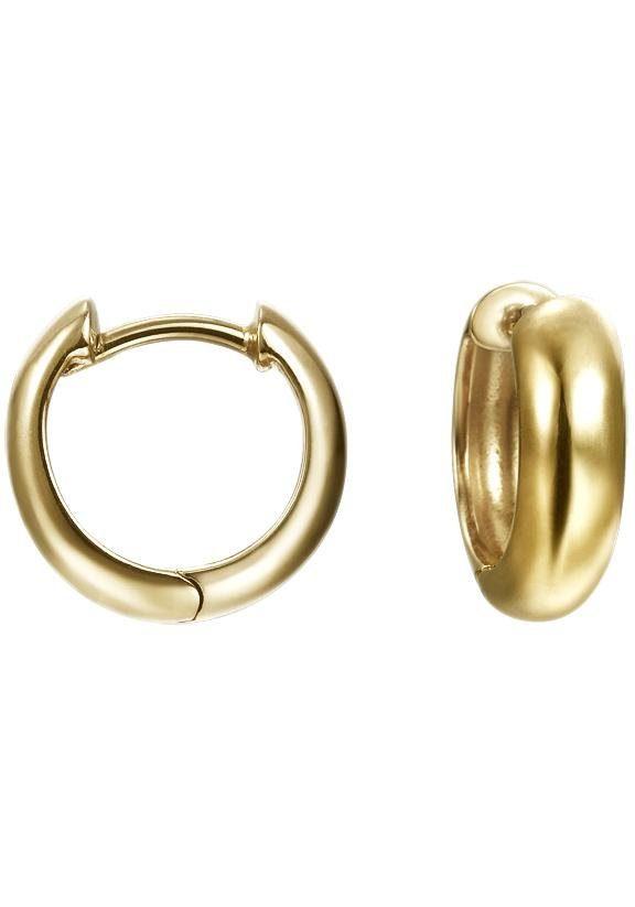 ESPRIT Paar Creolen »ESPRIT-JW52921 GOLD, ESCO91693B000«