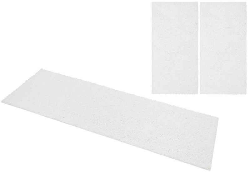Bettumrandung »Shaggy 30« Home affaire, Höhe 30 mm, gewebt, 2- oder 3-teilig