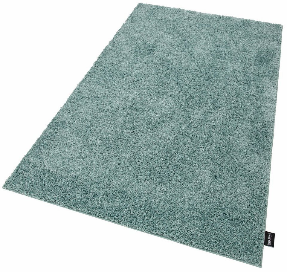 Teppich shaggy  Hochflor-Teppich, Bruno Banani, »Shaggy Soft«, Höhe 30 mm, gewebt ...