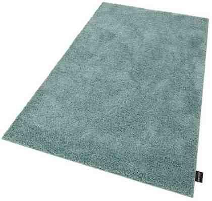 Hochflor-Teppich »Shaggy Soft«, Bruno Banani, rechteckig, Höhe 30 mm, gewebt