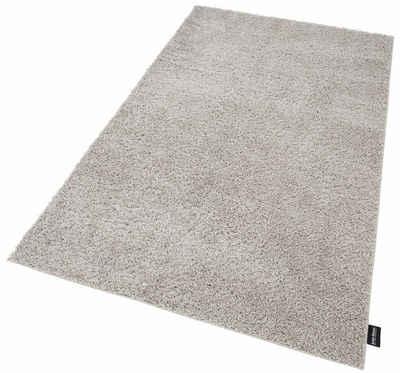 hochflor teppich shaggy soft bruno banani rechteckig hhe 30 mm - Teppich Geometrisches Muster