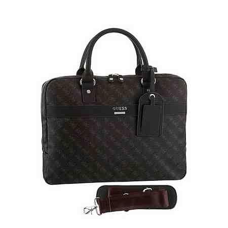 Hier finden Sie Business Taschen aus schlichtem Leder bis hin zu Modellen aus attraktiv gemusterten Stoffen.
