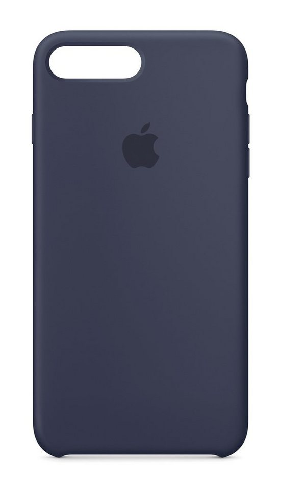 apple case iphone 7 plus silikon case mitternachtsblau. Black Bedroom Furniture Sets. Home Design Ideas