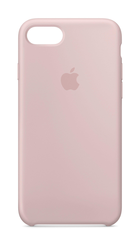 Apple Case »iPhone 7 Silikon Case Pink«