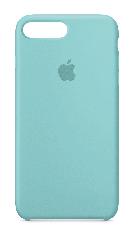 Apple Case »iPhone 7 Plus Silikon Case Türkis«