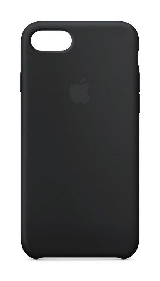 apple case iphone 7 silikon case schwarz kaufen otto. Black Bedroom Furniture Sets. Home Design Ideas