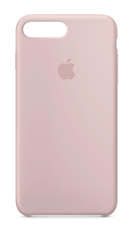 Apple Case »iPhone 7 Plus Silikon Case Pink«