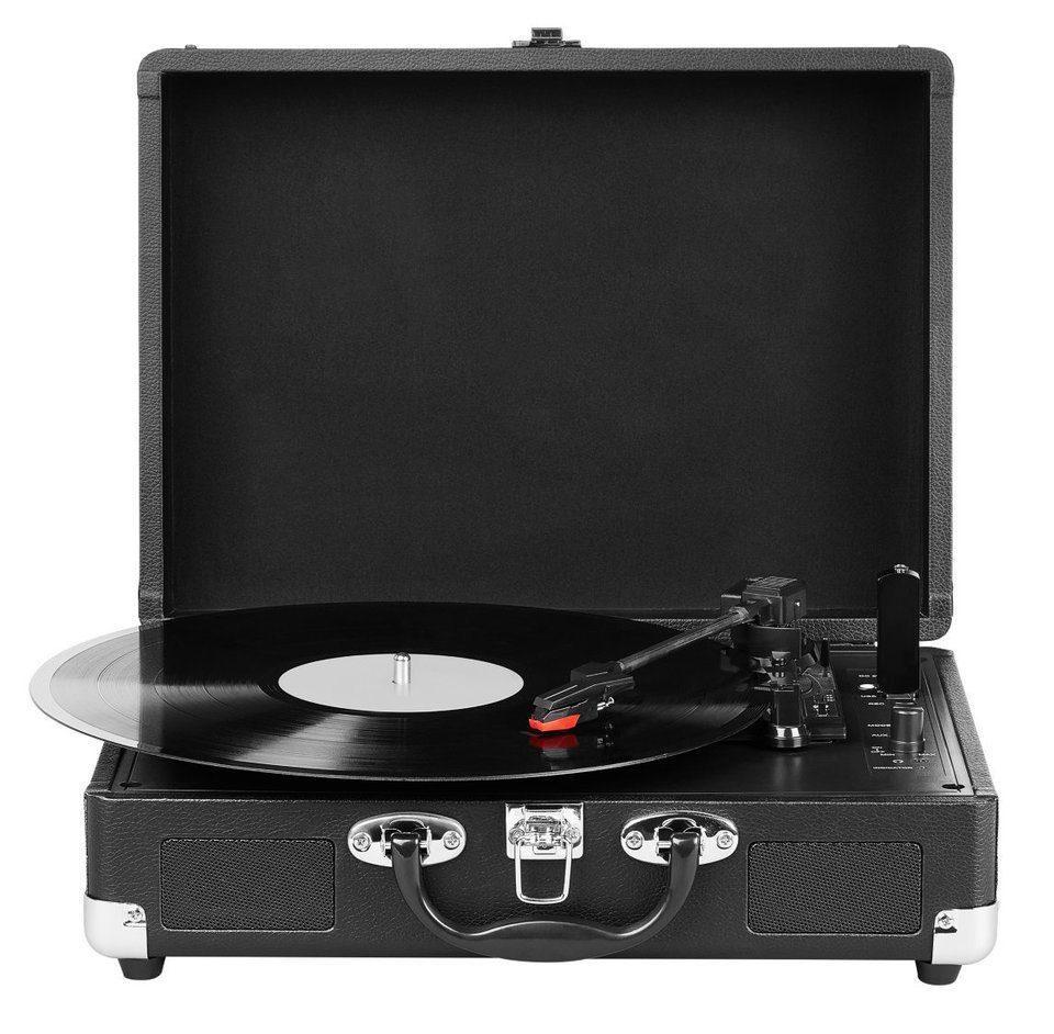 MEDION® Plattenspieler, MP3 Umwandlung »LIFE® E64065 (MD 80018)«