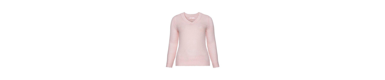 Rabatt Großhandelspreis sheego Casual V-Ausschnitt-Pullover Preiswert Spielraum Countdown-Paket JvsIx