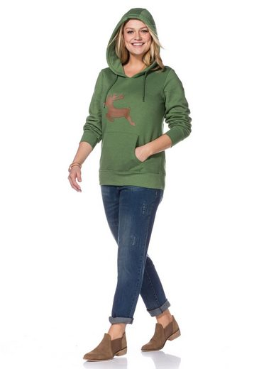 sheego Casual Sweatshirt, ;