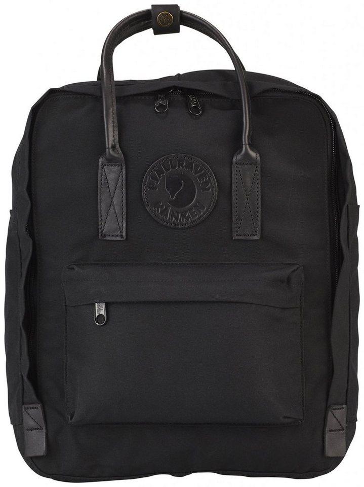 FJÄLLRÄVEN Sport- und Freizeittasche »Kanken No.2 Backpack« in schwarz
