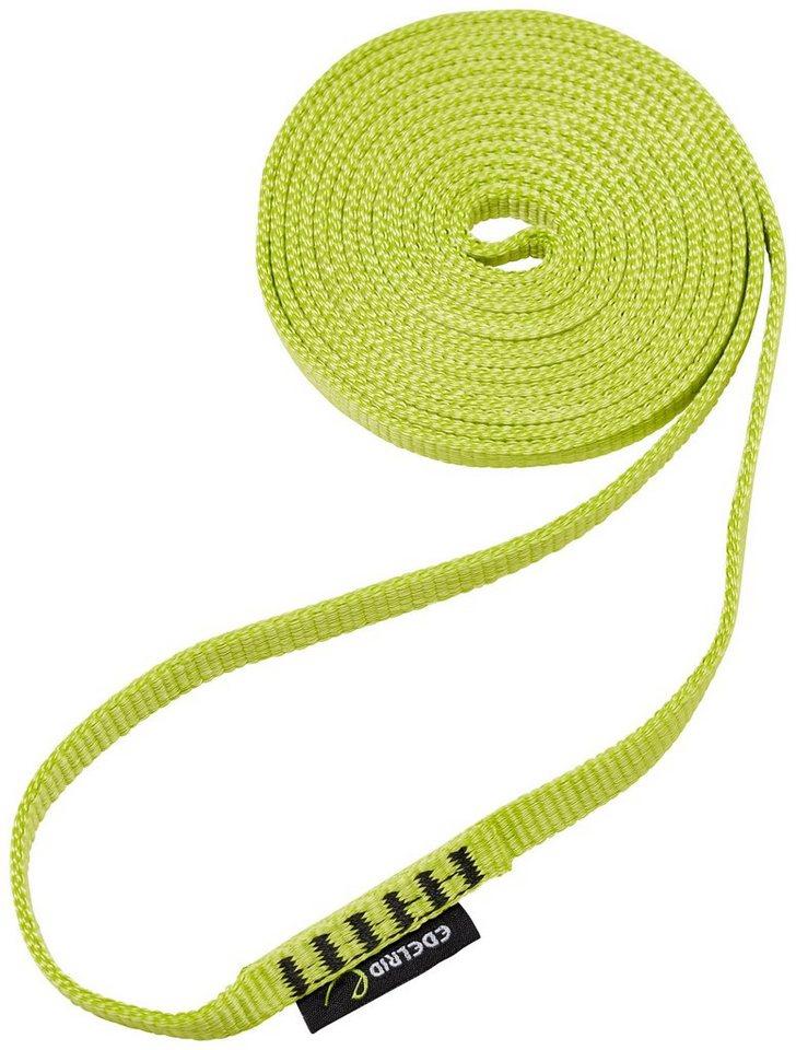 Edelrid Kletter Schlinge »Tech Web Sling 12mm 180cm« in grün