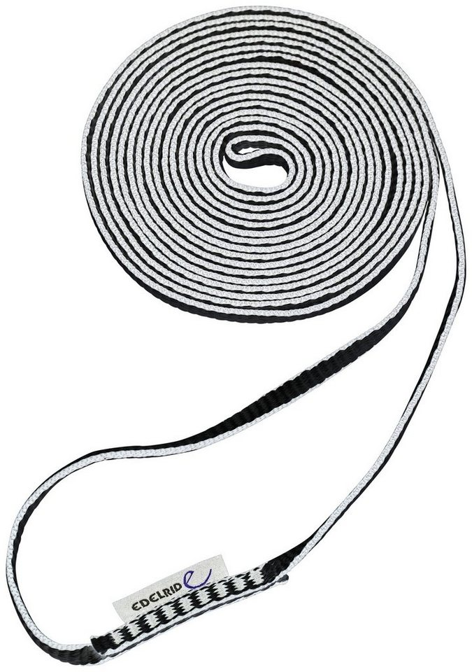 Edelrid Kletter Schlinge »Dyneema Sling 8mm 240cm« in weiß