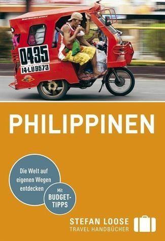 Broschiertes Buch »Stefan Loose Reiseführer Philippinen«