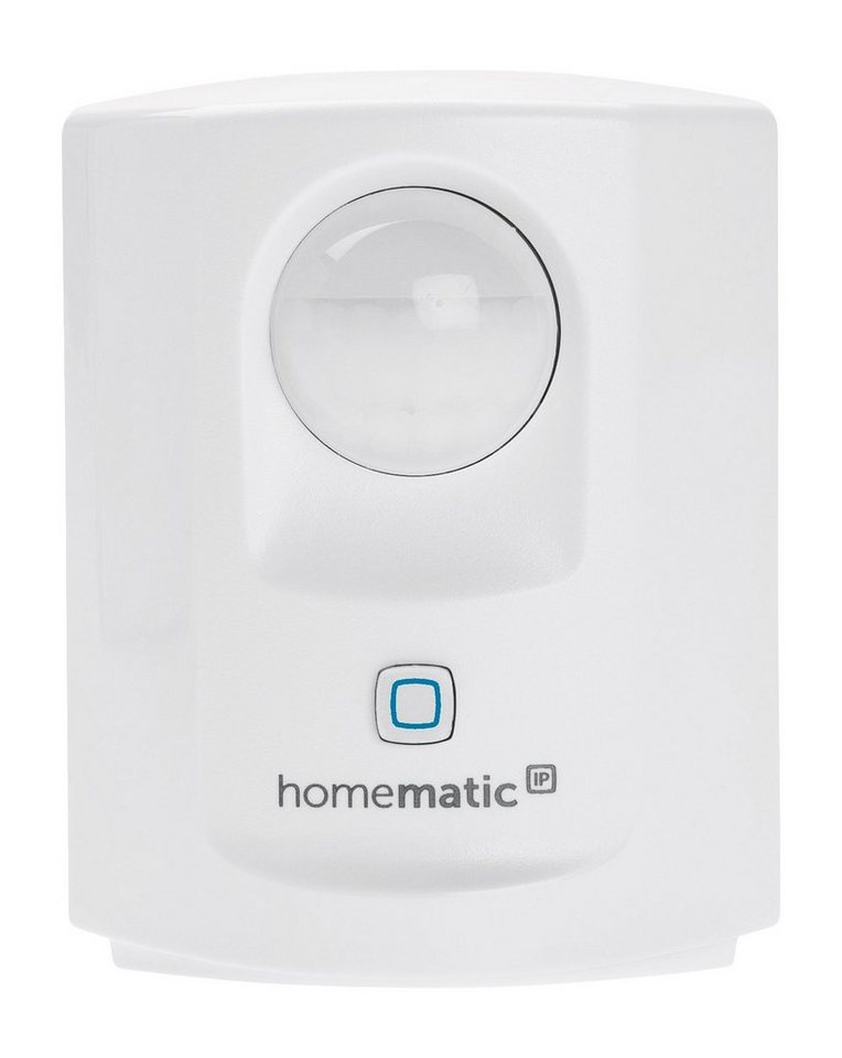 Homematic IP - Smart Home - Sicherheit & Licht (HmIP-SMI) »Bewegungsmelder / Dämmerungssensor« in weiss