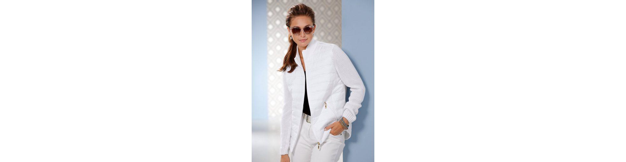 Mona Strickjacke mit gestepptem Vorderteil Verkauf Hochwertige Online Einkaufen Freies Verschiffen Rabatt Kostenloser Versand Shop Billig Verkauf Mit Paypal VB3WMRs