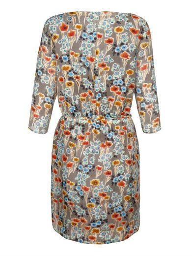 Alba Moda Kleid im floralen Dessin