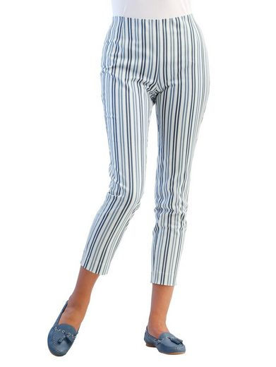 Pantalon Mona À Rayures