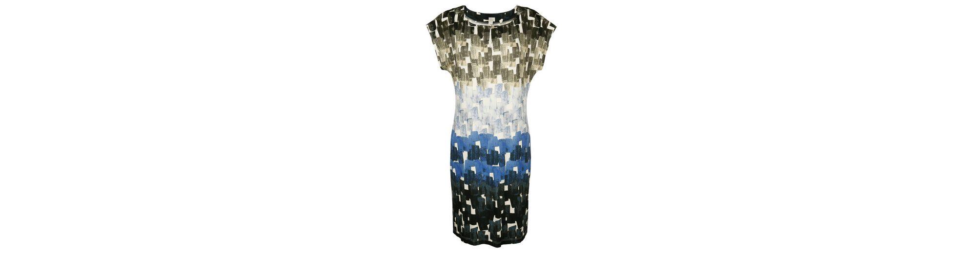 Online Billigsten Freies Verschiffen Bilder Alba Moda Jerseykleid mit attraktivem Druck pvq5zRrg