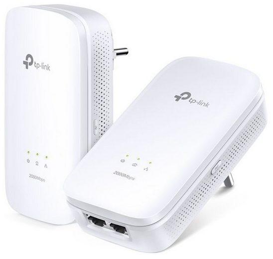TP-Link Powerline »TL-PA9020 KIT AV2000 Powerline 2er (2x LAN)«